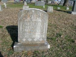 Sarah F. <i>Burden</i> Cobb