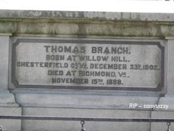 Thomas Branch
