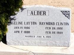 Angeline Layton Alder