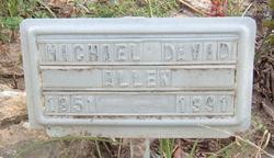 Michael David Allen