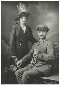 Margereta Maria Omi <i>Konrad</i> Palubitzki