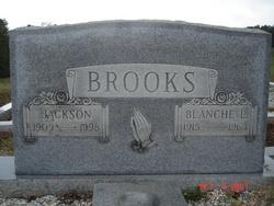 Blanche Lee <i>Cape</i> Brooks