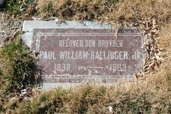 Paul William Ballinger, Jr