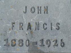 John Kinsey Francis