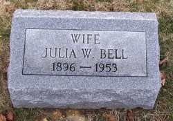 Julia <i>Williams</i> Bell