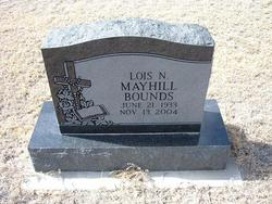 Lois N. <i>Mayhill</i> Bounds