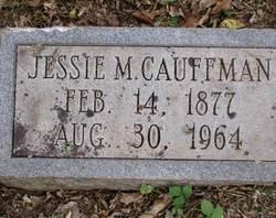 Jessie Mekfaden <i>Roeder</i> Cauffman