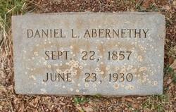 Daniel Leander Abernethy