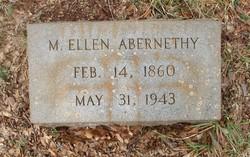 M. Ellen Abernethy
