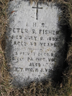 Pvt Peter S Fisher