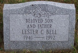 Leslie C. Lester Bell