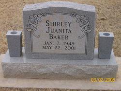 Shirley Juanita Baker
