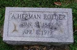 Augustus Herman Roeder