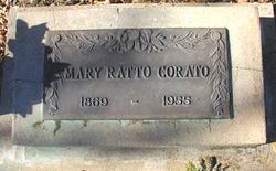 MARY <i>RATTO</i> CORATO