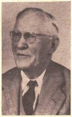 Dr Albert Blackerby Robertson