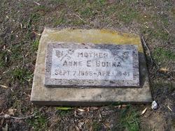 Anne E Bohna