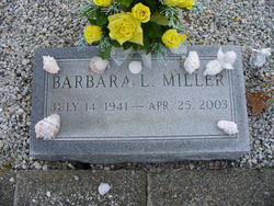 Barbara <i>Long</i> Miller