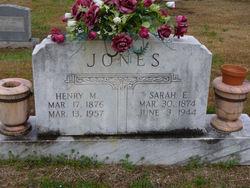 Henry M Jones