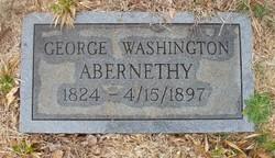 George Washington Abernethy