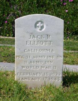Jack R Elliott