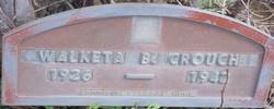 Euna Walketa <i>Bunker</i> Crouch