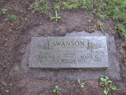 Hans George Swanson