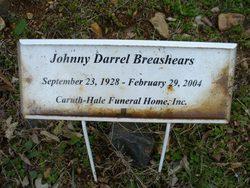 Johnny Darrel Breashears