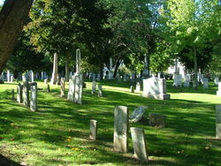 Saint Andrew's Anglican Church Cemetery