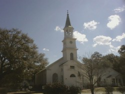 Saint Johns Episcopal Parish Cemetery
