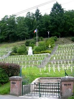 Moosch Cemetery