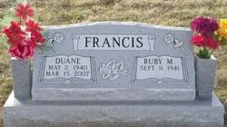 Duane Francis