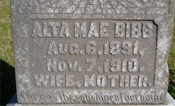 Alta Mae <i>Whittington</i> Bibb