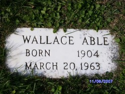 Wallace Able