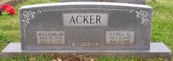 William Bill Acker, Jr