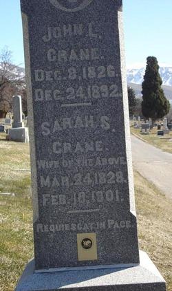 Sarah <i>Stannard</i> Crane