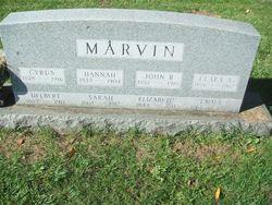 Emma Marvin
