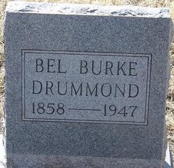 Rosebel Bel <i>Burke</i> Drummond