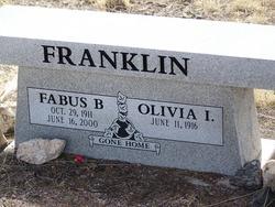 Fabus B Franklin