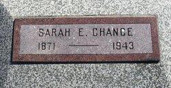 Sarah Elizabeth <i>Schlosser</i> Chance