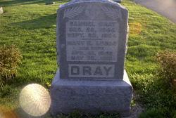 Mary Elizabeth <i>Lucas</i> Dray