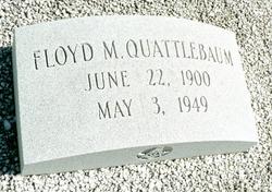 Floyd M. Quattlebaum, Sr