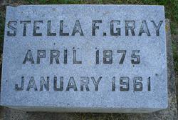 Stella Frances <i>Hansel</i> Gray