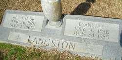 Blanche P. Langston