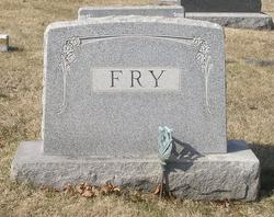 Annie C. <i>Rhoderick</i> Fry