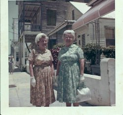Ethel Louise Weesie <i>Roberts</i> Thompson