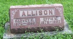 Effie Mae <i>DeMar</i> Allison