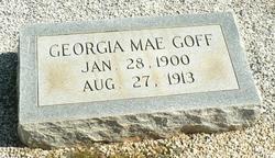 Georgian Mae Goff