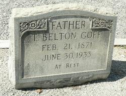 T. Belton Goff
