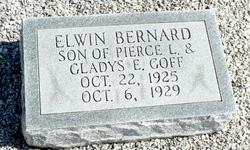 Elwin Bernard Goff
