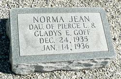 Norma Jean Goff